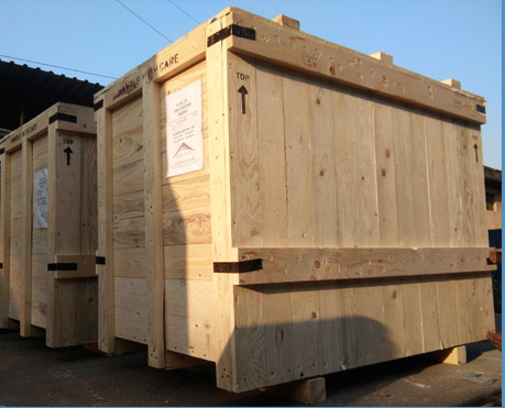 VCI Packing For Export Services