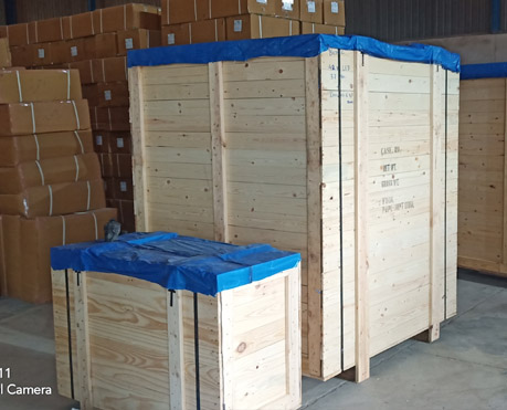 Stretch Film and HDPE Tarpaulin Wapping Providers