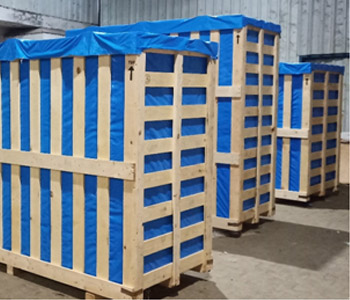 Industrial Machine Packing Box Manufacturers